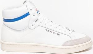Buty adidas Americana Hi EG5522 WHITE