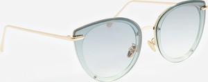 Zielone okulary damskie Reserved