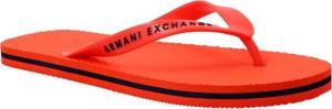 Buty letnie męskie Armani Exchange