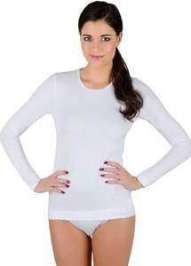 Termoaktywna Koszulka damska z długim rękawem Comfort Cotton Chic Brubeck LS00900