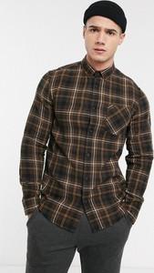 Koszula Solid z długim rękawem