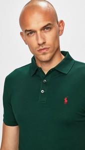 T-shirt POLO RALPH LAUREN z bawełny z krótkim rękawem