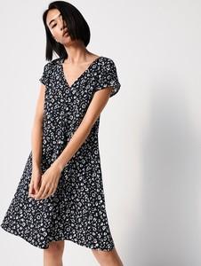 Sukienka someday. mini w stylu casual z krótkim rękawem