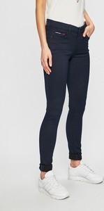 Jeansy Tommy Jeans w street stylu z bawełny