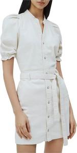 Sukienka Pepe Jeans z kołnierzykiem mini