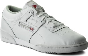 Sneakersy reebok - workout low cn0636 int white/grey