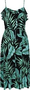 Sukienka Pepe Jeans z dekoltem w kształcie litery v