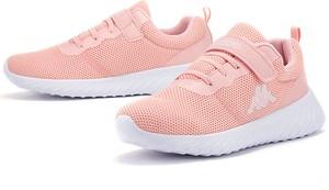 Różowe buty sportowe dziecięce Kappa