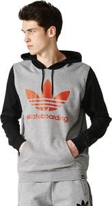 e58ce83e7608a bluza dresowa adidas - stylowo i modnie z Allani