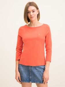 Pomarańczowa bluzka Calvin Klein