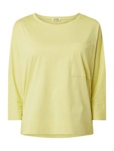 Bluzka Drykorn w stylu casual z bawełny