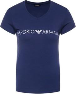 T-shirt Armani (wszystkie Linie) z krótkim rękawem z bawełny