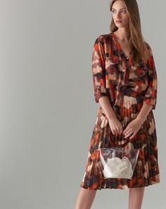 Spódnica Mohito midi w stylu casual