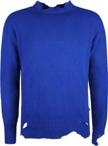 Niebieski sweter Diesel