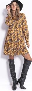 Sukienka Fobya koszulowa