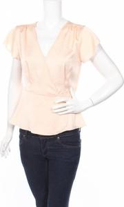Pomarańczowa bluzka Gaudi Jeans