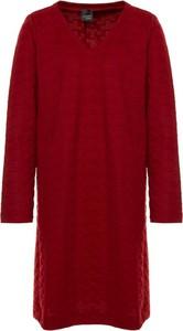 Czerwona sukienka Persona by Marina Rinaldi