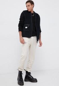Czarny sweter Brave Soul w stylu casual z okrągłym dekoltem