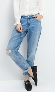 Jeansy Mohito w stylu casual