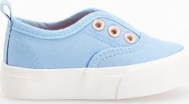 Niebieskie trampki dziecięce Reserved