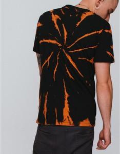 T-shirt MAJORS w młodzieżowym stylu z krótkim rękawem