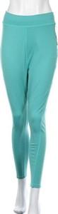 Niebieskie legginsy Pop Fit