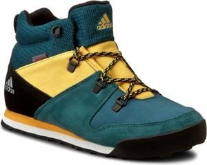 Buty sportowe ctxsport w sportowym stylu ze skóry z płaską podeszwą