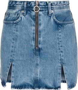 Niebieska spódnica Pepe Jeans