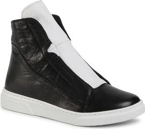 Buty sportowe Sergio Bardi z płaską podeszwą