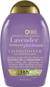 OGX Lavender Platinum | Odżywka niwelująca żółty odcień 385ml - Wysyłka w 24H!