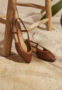 Brązowe sandały Multu