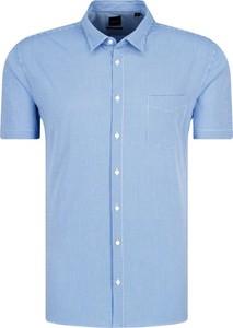 Koszula BOSS Casual z krótkim rękawem w stylu casual