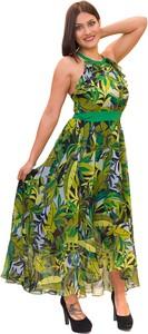 Zielona sukienka iBlues