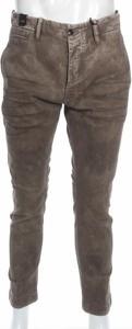 Zielone spodnie Drykorn