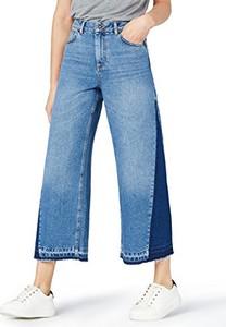 Niebieskie jeansy Find w stylu retro
