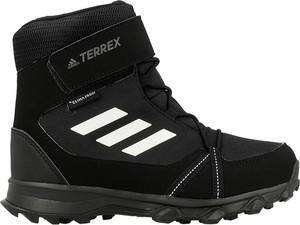 Buty dziecięce zimowe na rzepy Adidas, kolekcja wiosna 2020