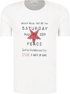 T-shirt Zadig & Voltaire w młodzieżowym stylu