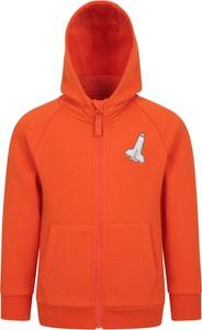Pomarańczowa bluza dziecięca Mountain Warehouse