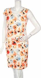 Sukienka Vera Mont mini prosta w stylu casual