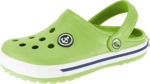 Zielone buty dziecięce letnie Beppi