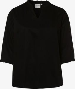 Czarna bluzka Junarose w stylu casual