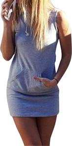 Sukienka Yaze w stylu casual mini