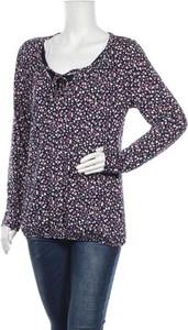Bluzka Esprit z okrągłym dekoltem z długim rękawem w stylu casual