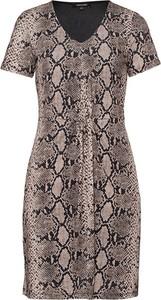 Sukienka More & More z dekoltem w kształcie litery v