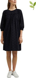 Czarna sukienka Esprit mini