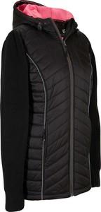 Czarna kurtka bonprix w stylu casual