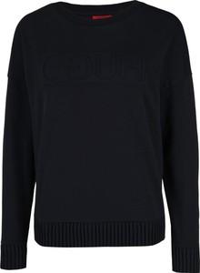 Bluza Hugo Boss krótka w stylu casual