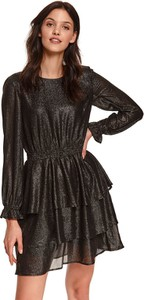 Sukienka Top Secret z długim rękawem mini