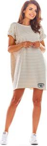 Sukienka Infinite You z bawełny oversize