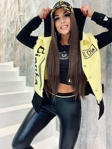Kurtka Lola Bianka krótka z jeansu